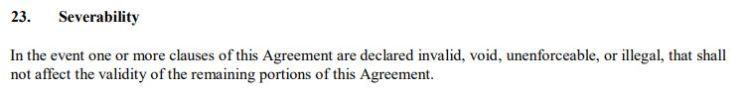 ContractTermination